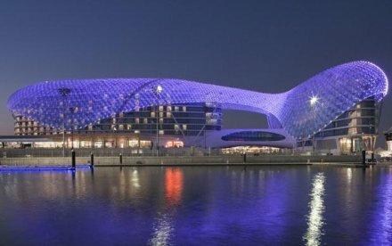 The Yas Hotel ***** Klodens smarteste
