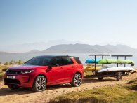 Land Rover Discovery Sport fornyes