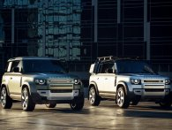 Stor interesse for ny Land Rover Defender